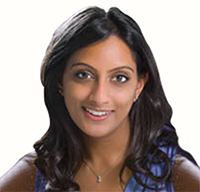 Miss Tressa Amirthanayagam Consultant Orthopaedic Surgeon <br> Shoulder, Elbow &amp; Upper Limb surgery